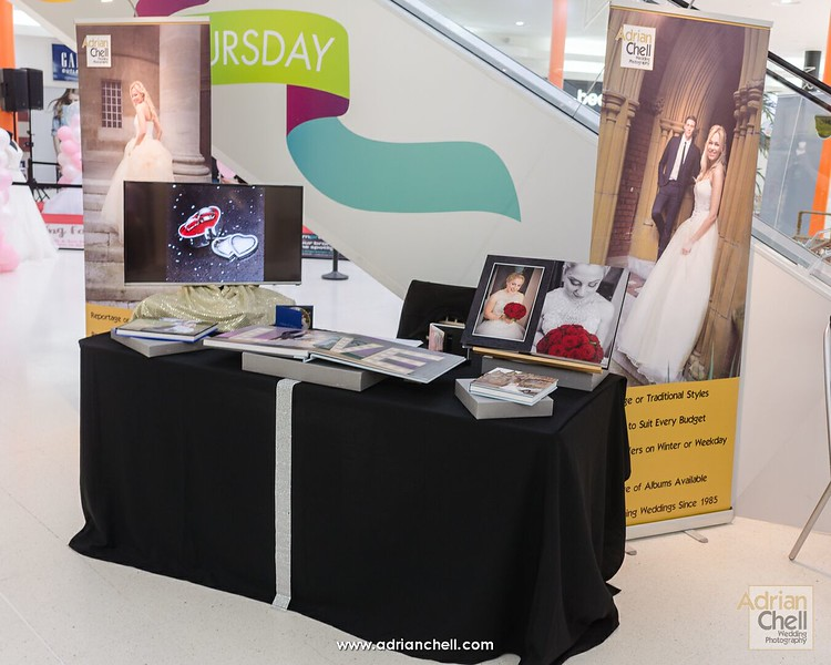 My display stand at the Freeport Wedding Fayre