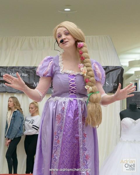 Rapunzel at Freeport Talke