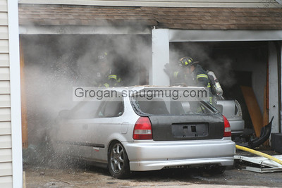 E Seaman Ave Garge Fire 1/30/2010