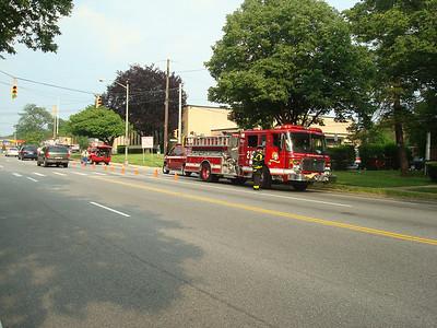 Washington St House Fire 6-8-08