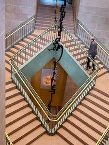 Monkey Chain Stairway