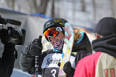 Hannah Haupt 2011 U.S. Freestyle Nationals at Stratton March 25-27, 2011 Photo: Carin Yates