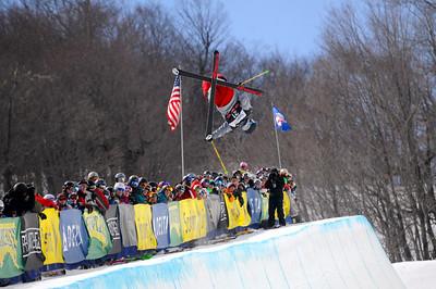 Evan Schwartz 2011 U.S. Freestyle Nationals at Stratton March 25-27, 2011 Photo: Carin Yates