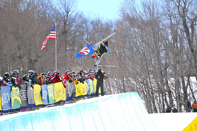 Billy Mann 2011 U.S. Freestyle Nationals at Stratton March 25-27, 2011 Photo: Carin Yates