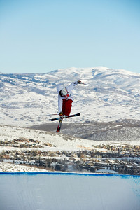 FIS Freestyle World Ski Championships Slopestyle Finals Ashley Battersby Park City Mountain Resort February 2, 2011 Photo © Steven Korneich