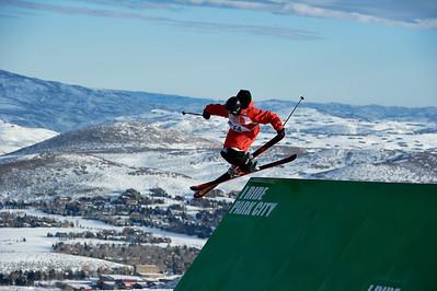 FIS Freestyle World Ski Championships Slopestyle Finals Park City Mountain Resort February 2, 2011 Photo © Steven Korneich