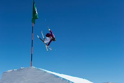 FIS Freestyle World Ski Championships Slopestyle Finals Keri Herman Park City Mountain Resort February 2, 2011 Photo © Steven Korneich