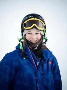 Devin Logan 2011-12 U.S. Freeskiing Slopestyle Skiing Photo: Tom Zikas
