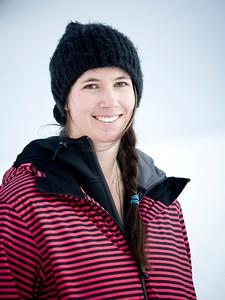 Meg Olenick 2011-12 U.S. Freeskiing Slopestyle Skiing Photo: Tom Zikas