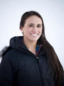Ashley Battersby 2011-12 U.S. Freeskiing Slopestyle Skiing Photo: Tom Zikas