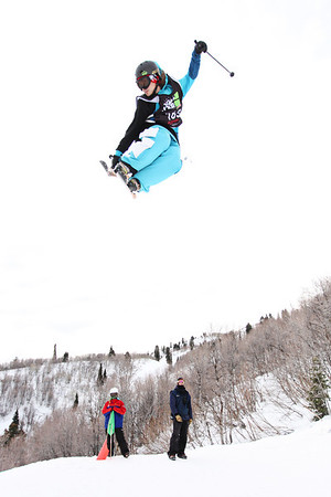 2012 Dew Tour - Snowbasin, UT