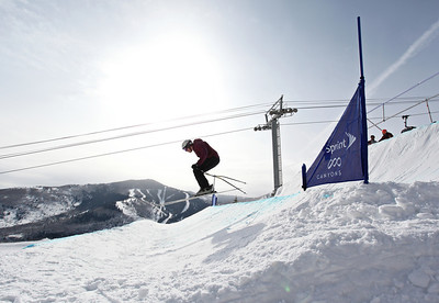 2012 Sprint U.S. Freeskiing Grand Prix - Canyons Resort, UT
