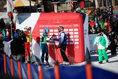 2012 Audi FIS Skicross World Cup - Telluride, CO