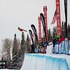 Aaron Blunck<br /> Freeski Halfpipe finals<br /> 2018 Toyota U.S. Freeskiing Grand Prix at Aspen/Snowmass, CO<br /> Photo: U.S. Ski & Snowboard