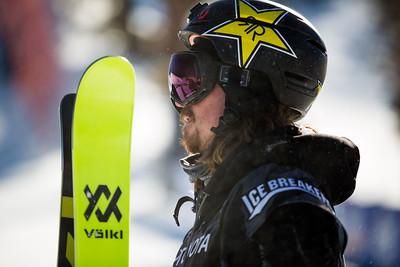 McRae Williams Freeski slopestyle finals 2018 Toyota U.S. Freeskiing Grand Prix at Mammoth Mountain, CA Photo: Sarah Brunson/U.S. Ski & Snowboard