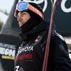 AFP Freeski slopestyle finals<br /> 2018 Toyota U.S. Freeskiing Grand Prix at Mammoth Mountain, CA<br /> Photo: Sarah Brunson/U.S. Ski & Snowboard