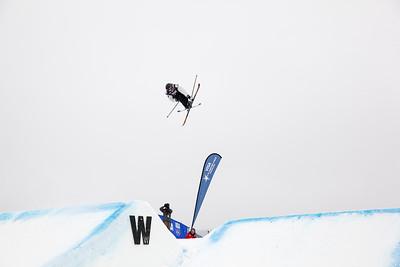 Andreas Haatveit - NOR 2013 Visa U.S. Freeskiing Grand Prix at Copper Mountain, Colorado. FIS World Cup Slopestyle freeskiing finals Photo: Sarah Brunson/U.S. Freeskiing