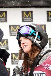 Keri Herman 2014 Visa Freeskiing Grand Prix at Breckenridge, CO Photo: Sarah Brunson/U.S. Freeskiing