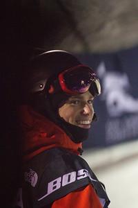 Gus Kenworthy Halfpipe finals - Saturday 2014 Visa Freeskiing Grand Prix in Park City, UT Photo: Sarah Brunson/U.S. Freeskiing