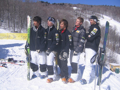 2007 Sprint U.S. Freestyle Championships - Killington, VT