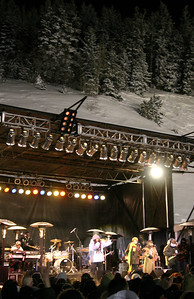 The Wailers wrap up a chilly weekend at the Chevrolet Freestyle International World Cup ski event at Deer Valley Resort.