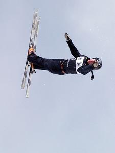 Emily Cook - Sprint U.S. Freestyle Championships, aerials, Utah Olympic Park. Photo: Tom Kelly/U.S. Ski Team