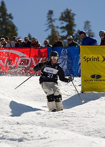 Cody Tempel 2009 Sprint Freestyle Nationals at Squaw Valley  Photo ©Tom Zikas