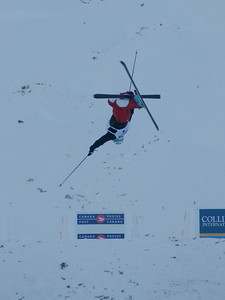 Patrick Deneen 2010 Freestyle World Cup in Calgary, CA Photo: Garth Hagar, U.S. Ski Team