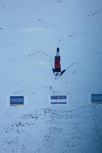 Eliza Outtrim 2010 Freestyle World Cup in Calgary, CA Photo: Garth Hagar, U.S. Ski Team