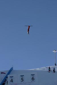 Ryan St. Onge 2010 Freestyle World Cup in Calgary, CA Photo: Garth Hagar, U.S. Ski Team