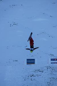 Emiko Torito 2010 Freestyle World Cup in Calgary, CA Photo: Garth Hagar, U.S. Ski Team