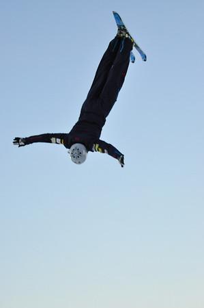 2009 Aerials Training - UOP