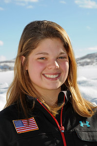 Ashley Caldwell, U.S. Freestyle Ski Team