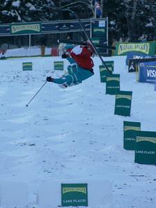 Bryon Wilson 2010 Freestyle World Cup in Lake Placid Photo: Garth Hager/U.S. Ski Team