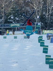 Mike Morse 2010 Freestyle World Cup in Lake Placid Photo: Garth Hager/U.S. Ski Team