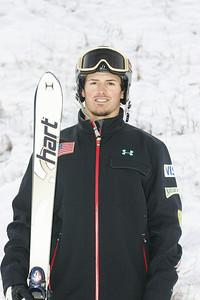 2010 U.S. Freestyle Moguls Ski Team Michael Morse  Photo © Brian Robb