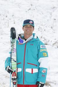 2010 US Freestyle Moguls Ski Team Jimmy Discoe  Photo © Brian Robb