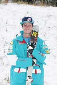 2010 US Freestyle Moguls Ski Team Jeremy Cota  Photo © Brian Robb