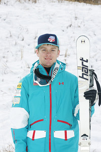 2010 U.S. Freestyle Moguls Ski Team Bryon Wilson  Photo © Brian Robb