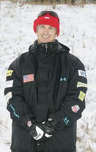 2010 U.S. Freestyle Moguls Ski Team Jeff Wintersteen, Freestyle Head Coach Photo © Brian Robb