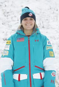 2010 U.S. Freestyle Moguls Ski Team Cheryl Bilisoly, Freestyle Team Manager Photo © Brian Robb