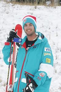 2010 US Freestyle Moguls Ski Team Shane Cordeau  Photo © Brian Robb