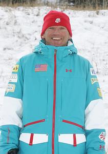 2010 U.S. Freestyle Moguls Ski Team Scott Rawles, Head Moguls Coach Photo © Brian Robb