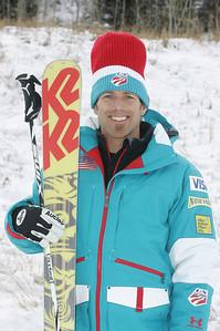 2010 U.S. Freestyle Moguls Ski Team Garth Hager, C-Team Moguls Coach  Photo © Brian Robb