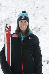 2010 US Freestyle Moguls Ski Team Mikaela Matthews  Photo © Brian Robb