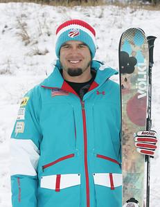 2010 U.S. Freestyle Moguls Ski Team Todd Sherman, Moguls Coach  Photo © Brian Robb