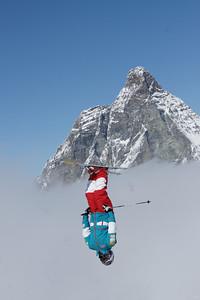 2010 Moguls Training Camp Jimmy Discoe Zermatt, Switzerland September, 2010 Photos: Garth Hagar and Lasse Fahlen/U.S. Ski Team