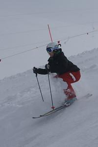 2010 Moguls Training Camp Hannah Kearney Zermatt, Switzerland September, 2010 Photos: Garth Hagar and Lasse Fahlen/U.S. Ski Team