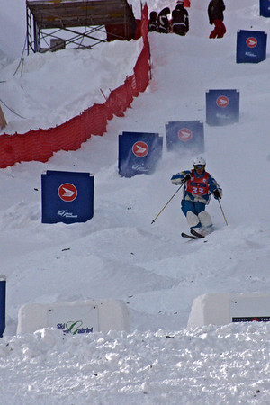 2012 FIS Freestyle World Cup Moguls - Mont Gabriel, Quebec