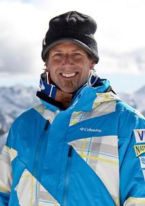 Coach, Garth Hager 2011-12 U.S. Moguls Ski Team Photo: Eric Schramm